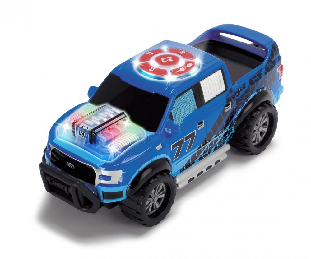 203764004 Đồ Chơi Xe Tải Âm Nhạc DICKIE TOYS Music Truck (23 cm)