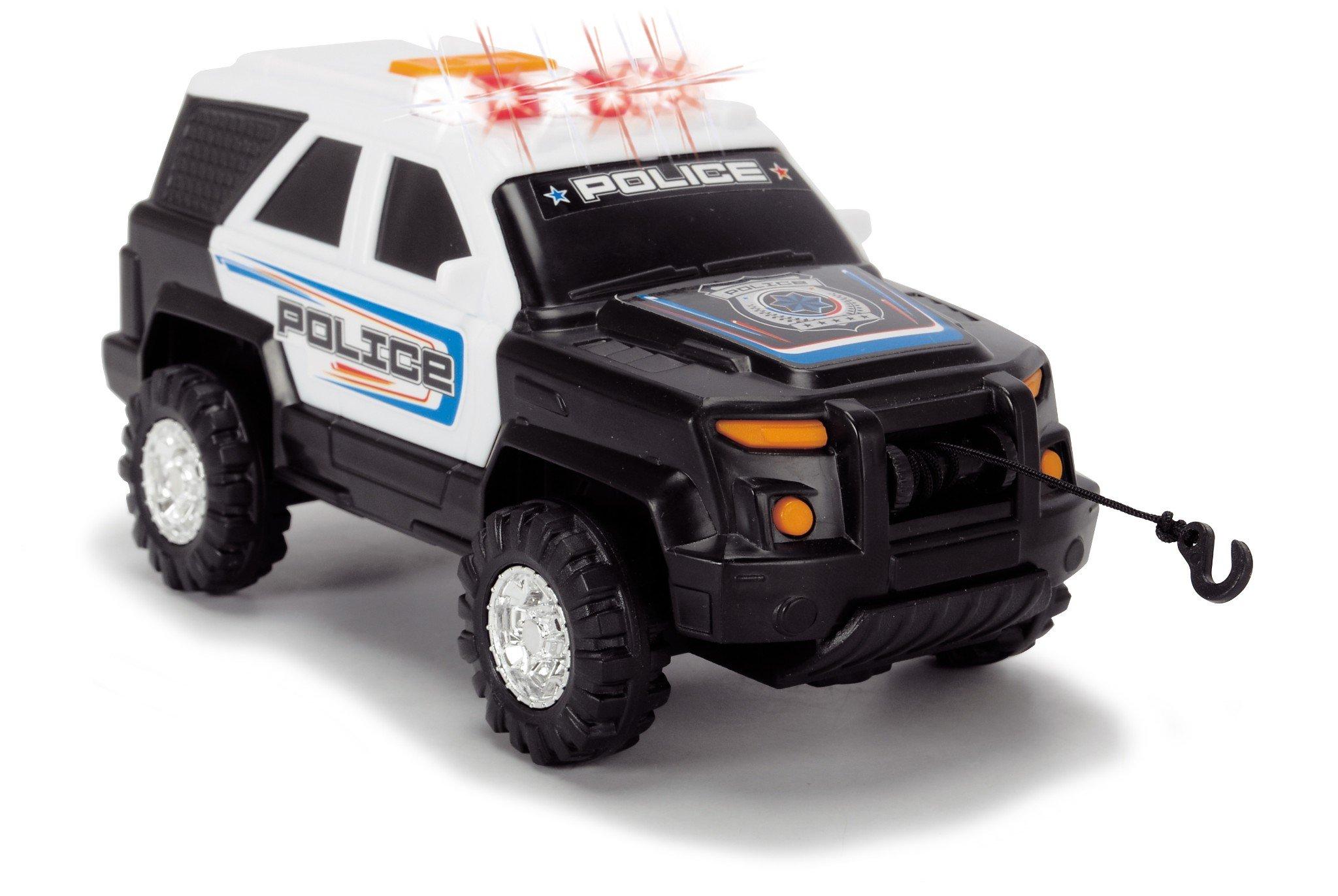 203302015 Xe cảnh sát SWAT Dickie Toys 15cm