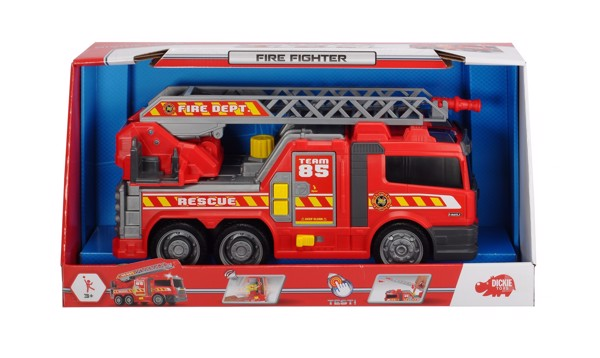 203308371 Fire Fighter |6pcs