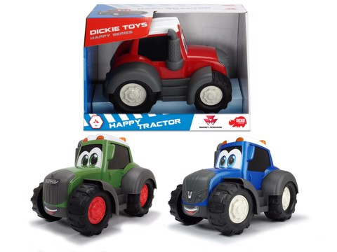 203814011 Happy Tractor, 3-asst.|6pcs