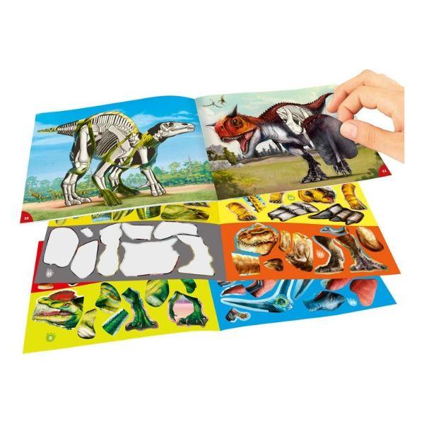 TM43359 BST dán stickers khủng long Dino World Sticker Fun