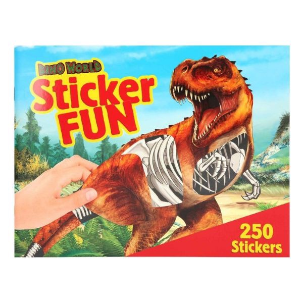 TM43359 BST dán stickers khủng long Dino World Sticker Fun