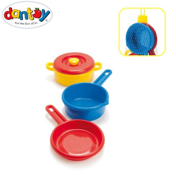 Bộ nồi 3 món Dantoy DT4237