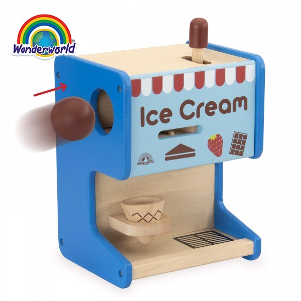 WW-4569 ICE CREAM MAKER