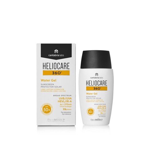 Heliocare Kem Chống Nắng Water Gel 360 SPF50 - 50ml