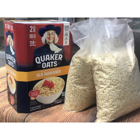 Yến mạch quaker oats (4.52KG) - Old Fashioned