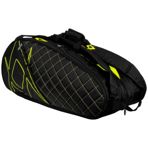 Volkl Tour Mega Bag Black/Neon Yellow (V77001)
