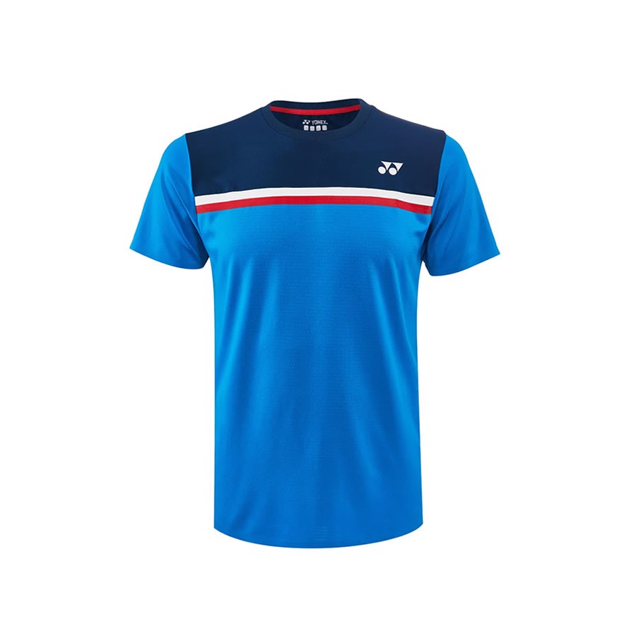 Áo Tennis Yonex TOURNAMENT CREW Neck Blue/Navy (10325EX-791)