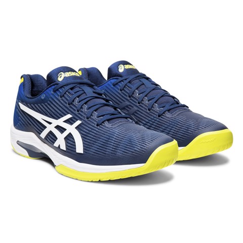 Giày Tennis Asics Solution SPEED FF 2019 Blue/White (1041A003-402)