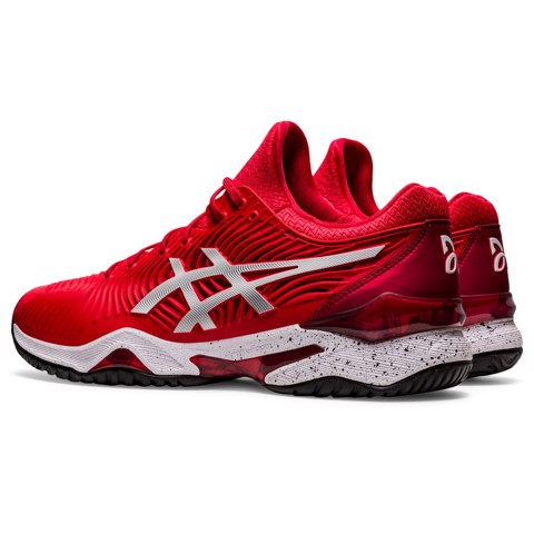 Giày Tennis Asics Court FF Novak - Classic Red (1041A275-960)