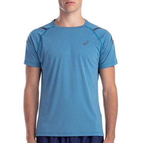 Áo Tennis ASICS ICON SHORT SLEEVE TOP (2011A258-408)