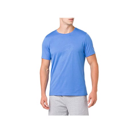 Áo Tennis training Essential Cotton Blend GPX SS Top (2031A533-400)