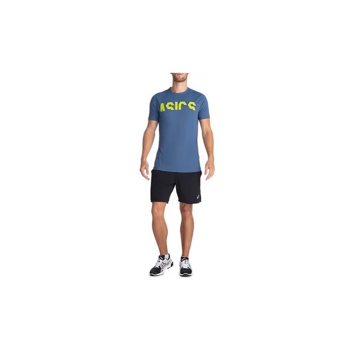 Áo Tennis Asics TRAINING POWER SS TOP (2031B295-410)