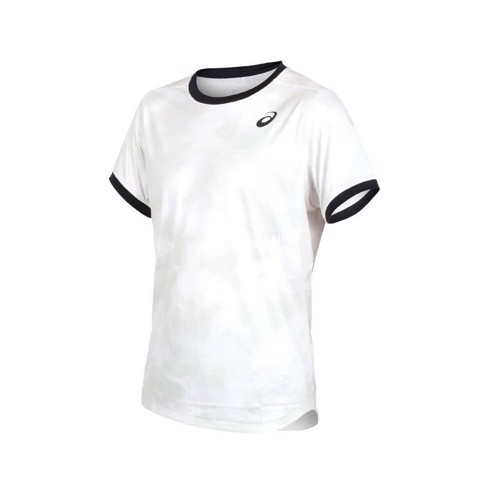 Áo Tennis Asicss Club Graphic SS Top (2041A030-100)
