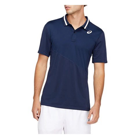 Áo Tennis Asics CLUB POLO SHIRT (2041A086-415)