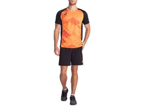 Áo Tennis Asics TOURNAMENT SS T-Shirt (2071A004-800)