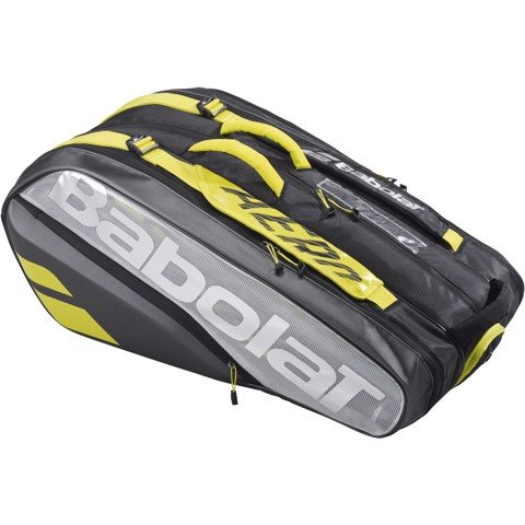 Túi Tennis Babolat 3 ngăn 9pack- PURE AERO VS (751206)