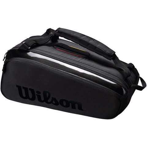 Túi Tennis Wilson SUPER TOUR 9 PRO STAFF 2021 (WR8010601)