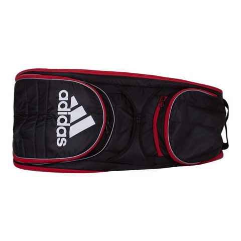 Túi Tennis Adidas Tour 12 Pack Black/Scarlet (5145771)