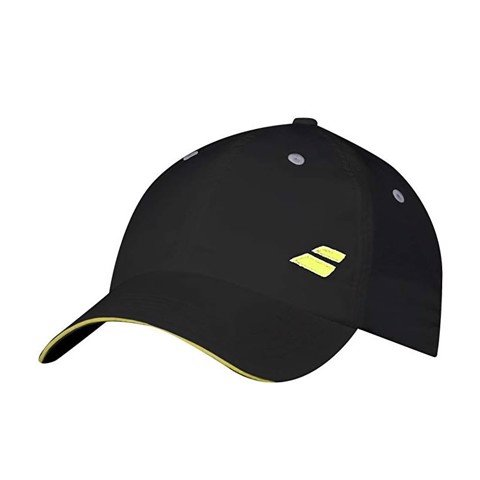 Nón Tennis Babolat BASIC Logo Cap Black (5US18221-2006)