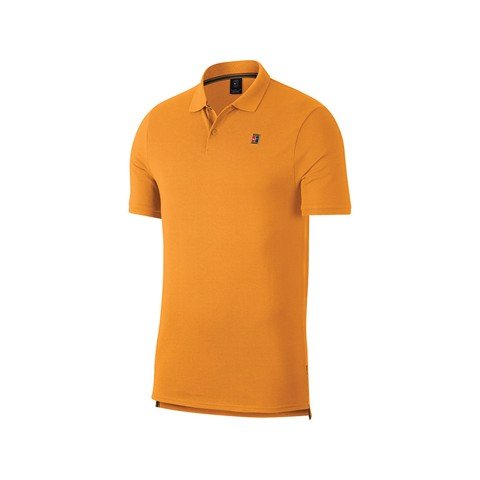 Áo Tennis Nike Court Heritage Polo Orange (934656-760)