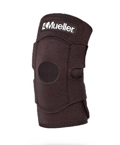 MUELLER ADJUSTABLE NEOPRENE KNEE SUPPORT (4531)