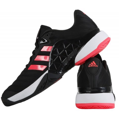 Giày Tennis adidas Barricade 2018 Black/Red (AH2092)