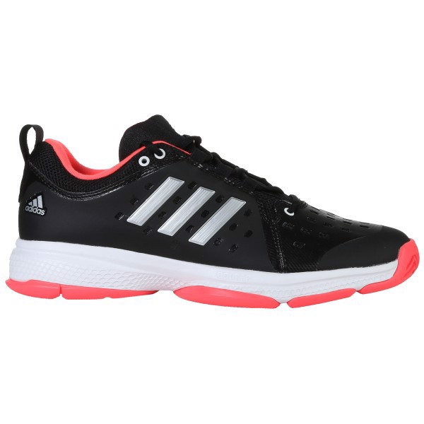Giày Tennis adidas Barricade Classic Bounce 2018 Black/Red (AH2096)