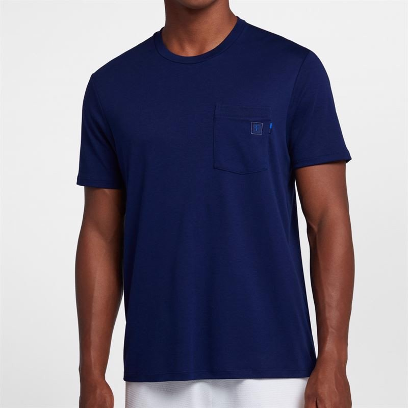 Áo Tennis Nike Court RF Essentials T-Shirt (AH6764-478)