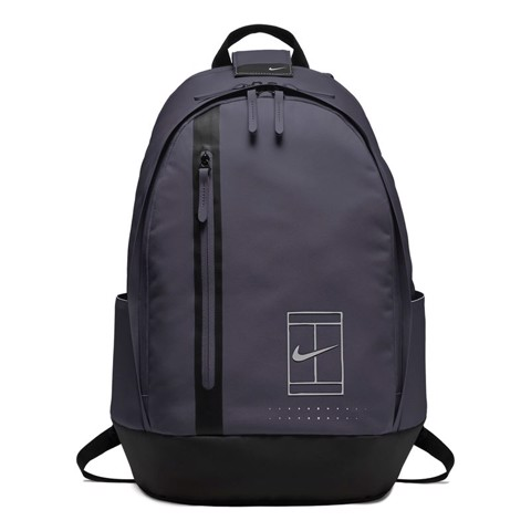 Balo Tennis Nike Court Advantage Backpack Black/Purple (BA5450-081)