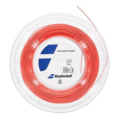 Babolat Rpm BLAST ROUGH 17 Orange - dây căng 1 vợt (243140-201)