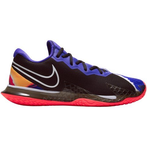 Giày Nadal 2020 Nike AIR ZOOM Vapor CAGE 4 Black/Violet (CD04240-003)