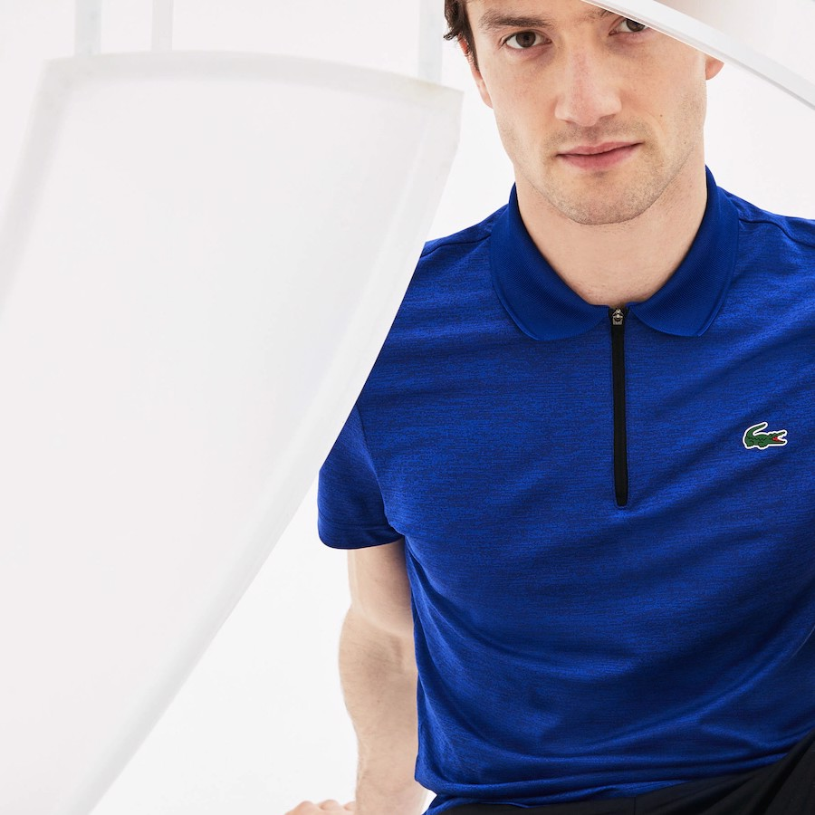 Áo Tennis Lacoste NOVAK DJOKOVIC Collection Tech Jersey Polo (DH3386-JJE)