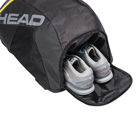 Balo Tennis Head TOUR TEAM Black/Mix 2021 (283211-BKMX)