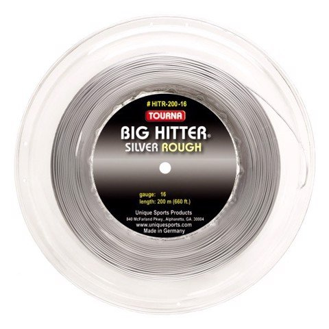TOURNA BIG HITTER Silver Rough 17 - dây kẽm (HITR-200)