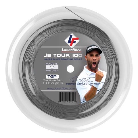 Dây căng vợt LaserFibre JB TOUR 100 125-17 Made in the USA (JBTOUR100)