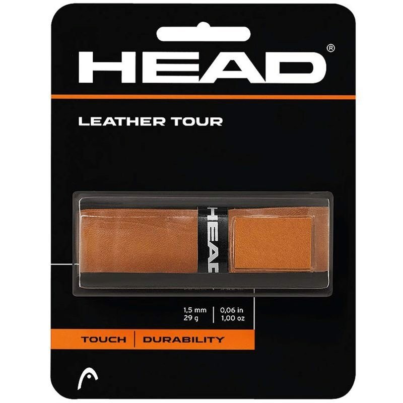 Head Leather Tour Grip  - Quấn cốt da thật (282010)