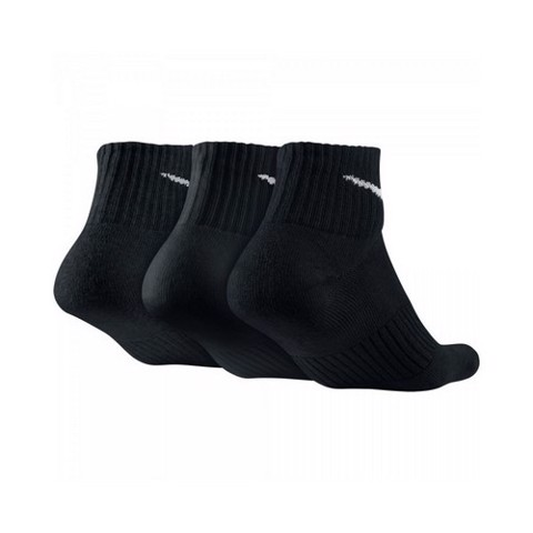 NIKE PACK COTTON CUSHION QUARTER - Vớ cổ ngắn Nike (SX4703-001)