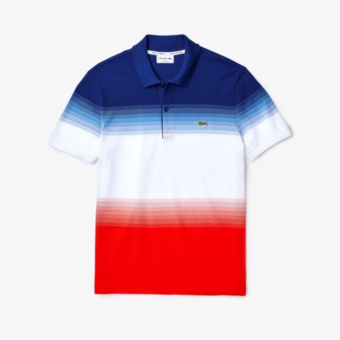 Áo Lacoste Sport MADE IN FRANCE Cotton Piqué Regular Fit Polo (PH5070-RMF)
