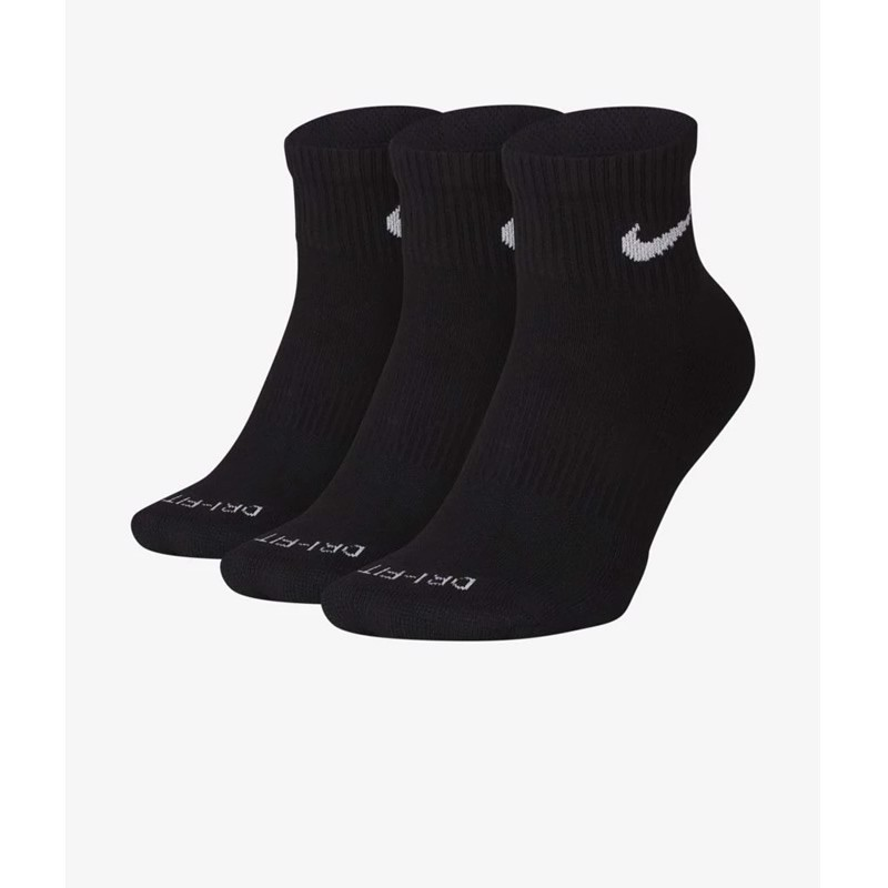 Vớ Nike Everyday cotton Cushion Ankle (SX6890-010)