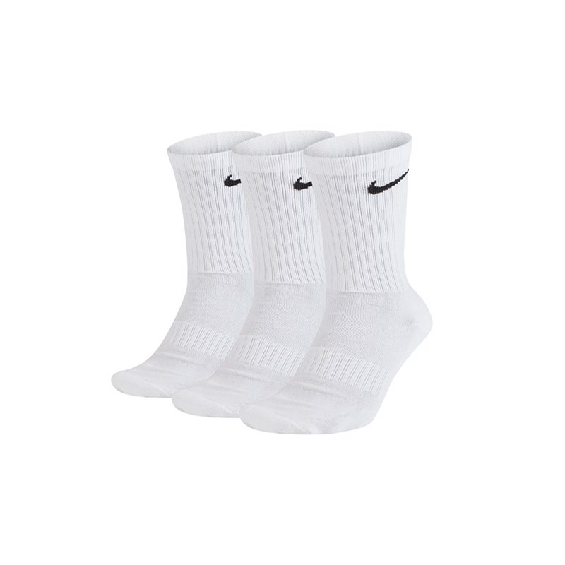 Vớ Nike Everyday cotton Cushion Crew (SX7664-100)