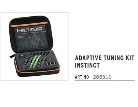 Head Adaptive tuning kit INSTINCT - bộ thửa vợt Head Instinct ADAPTIVE (285316)