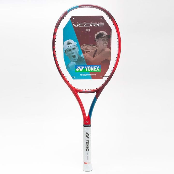 Vợt Tennis Yonex VCORE 100L 2021 Made in Japan - 280gram (06VC100LYX)