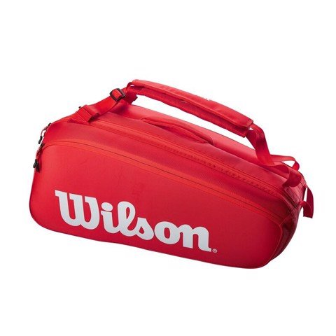 Túi Tennis Wilson SUPER TOUR 9 2021 (WR8010501)