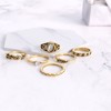 Set 6 Nhẫn Midi Ring Greek Tatiana NH2382