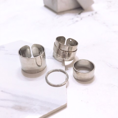 Nhẫn Midi Ring Mix Tatiana NH2070