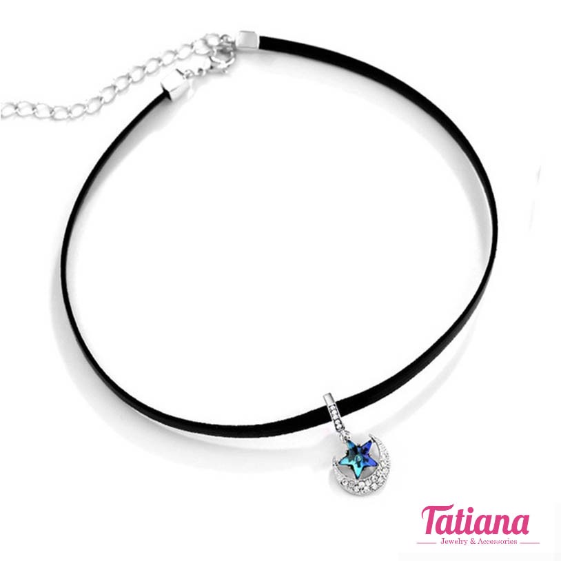 Vòng Cổ Choker Mix Moon Star Tatiana CD2592