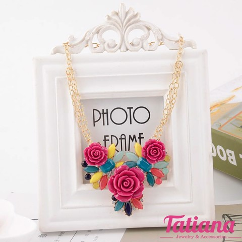 Vòng Cổ Statement Bloom Bloom Tatiana DH2628