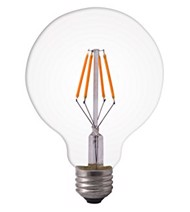 Bóng LED EDISON - G125 - THỦY TINH CỔ ĐIỂN