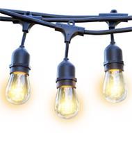Dây đui đèn E27 thả Ngoài trời - Dây 5m - 10 Đui ( Ưu tiên khi mua số lượng nhiều )